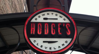 Photo of New American Restaurant Hodge's at 668 Euclid Ave, Cleveland, OH 44114, United States