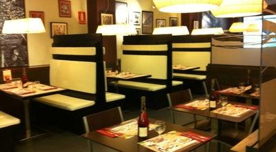 Photo of Italian Restaurant Il Tempietto Ristorante at Calle Roble 13, Segovia 40002, Spain