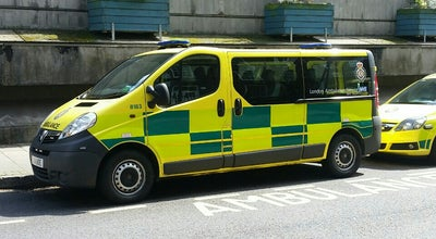 Photo of Office London Ambulance Service - Waterloo HQ at 220 Waterloo Rd, Lambeth SE1 8SD, United Kingdom
