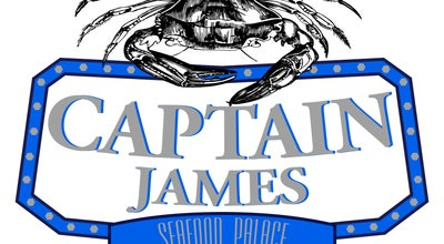 Photo of Seafood Restaurant Captain James Landing - Restaurant and Crab House at 2127 Boston Street, Baltimore, MD 21231, United States