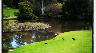 Photo of Botanical Garden Royal Botanic Gardens at Birdwood Ave., South Yarra, VI 3141, Australia