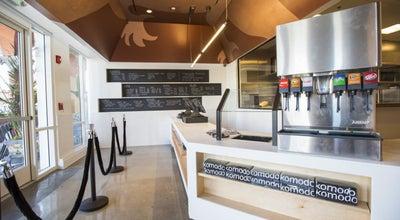 Photo of Asian Restaurant Komodo Venice at 245 Main St, Venice, CA 90291, United States