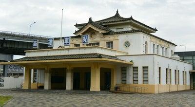 Photo of Historic Site 高雄鐵路地下化工程展示館(舊火車站遺址) at Taiwan