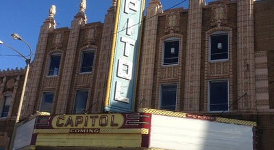 Photo of Historic Site Capitol Theater at 140 E 2nd St, Flint, MI 48502, United States
