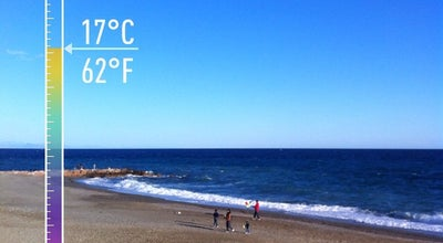 Photo of Beach Spiaggia libera Prolungamento at Passeggiata Trento E Trieste, Savona, Italy