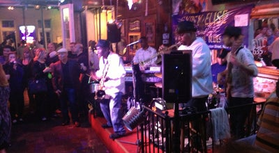 Photo of Jazz Club My Bar @635 Bourbon at 635 Bourbon St, New Orleans, LA 70130, United States
