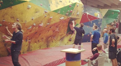 Photo of Climbing Gym Copenhagen Boulders at Ved Stigbordene, 3, København 2450, Denmark