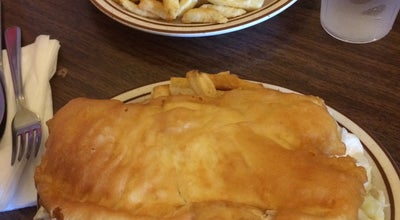 Photo of Fish and Chips Shop Coney Island Fish & Chips at 15487 Marine Drive, White Rock, BC V4B 1C9, Canada