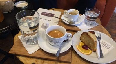 Photo of Cafe Cafe Sladkovic at Mierove Namestie 33, Trencin 911 01, Slovakia