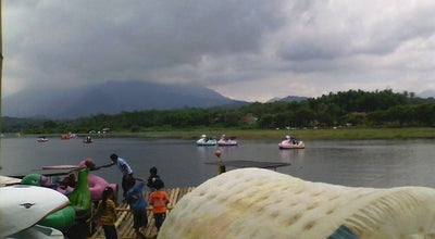 Photo of Lake Situ Bagendit at Kecamatan Banyuresmi, garut, Indonesia
