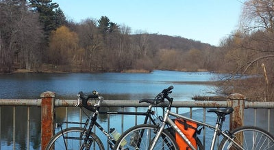 Photo of Trail South county trail at Irvington, NY, United States