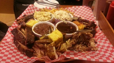 Photo of BBQ Joint Memphis Blues Barbeque House at 430 Robson St., Vancouver, BC V6B 0H3, Canada