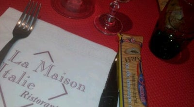 Photo of Italian Restaurant La Maison d'Italie at 10 Rue Hamon, Caen, France