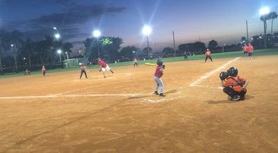 Photo of Baseball Field Pembroke Lakes Optimist Baseball Field at 1900 Nw 122nd Terrace, Pembroke Pines, FL 33026, United States
