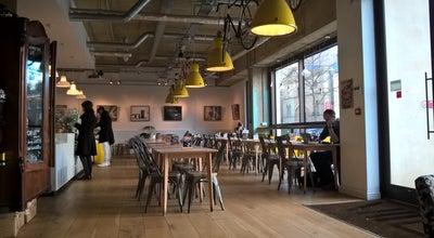 Photo of Cafe Espresso Library at 210 East Rd, Cambridge CB1 1BG, United Kingdom