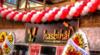 Photo of Cafe HasbihAl at Külhan Mah. 15. Sok. No:5, Karaman 70100, Turkey