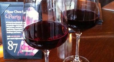 Photo of Wine Bar 87 West at 287 Crocker Park Blvd, Westlake, OH 44145, United States
