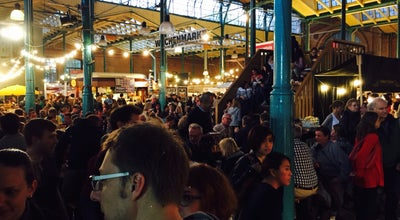 Photo of Street Food Gathering Street Food Thursday at Eisenbahnstr. 42/43, Berlin 10997, Germany
