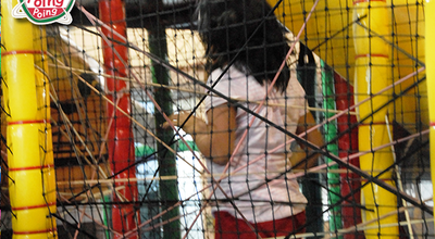 Photo of Playground Diversiones Poing Poing at Boulevard Manuel Ruiz No. 300-a Colonia Reforma, Oaxaca 68050, Mexico