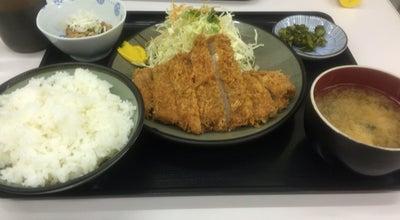 Photo of Japanese Restaurant とんかつ あき at 宮字一本松西28-2, 刈田郡蔵王町 989-0701, Japan