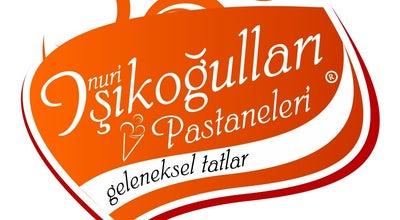 Photo of Dessert Shop Nuri Işıkoğulları Pastaneleri at Yenimahalle Mh.sebahattin Özer İş Merkezi No:1, Karaman 70100, Turkey