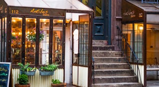 Photo of French Restaurant Antibes Bistro at 112 Suffolk Street, New York City, NY 10002, United States
