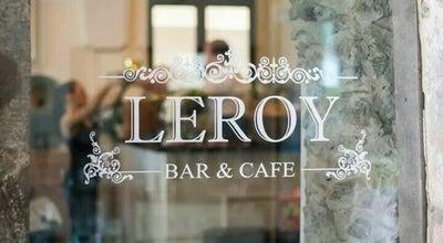 Photo of Cafe Leroy Bar & Café at Námestie Snp 14, Banská Bystrica 974 01, Slovakia