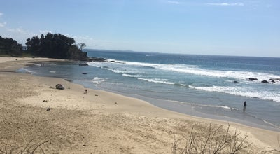 Photo of Beach Oxley Beach at Pacific Drive, Port Macquarie, NS 2444, Australia