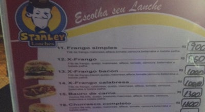 Photo of Burger Joint Stanley Lanches at Brazil