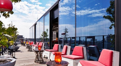 Photo of Hotel Bar Der Dachboden at Lerchenfelder Str. 1-3, Wien 1070, Austria