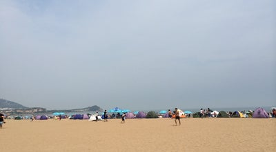 Photo of Beach 石老人国家旅游度假区 at China