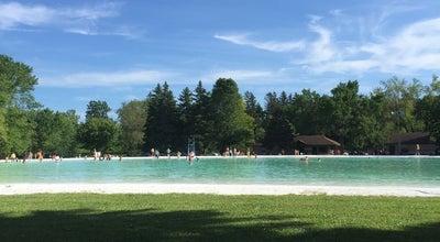 Photo of Pool Kiwanis Park at 1000 Kiwanis Park Dr., Kitchener, ON N2K 3N8, Canada