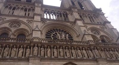 Photo of Church Notre Dame De Pitié at Place De La Vieille Eglise, Puteaux 92800, France