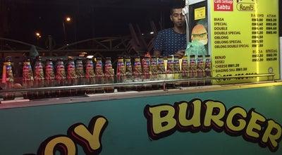 Photo of Burger Joint Boy Burger at Taman Kemajuan, Kangar 01000, Malaysia