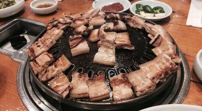 Photo of Korean Restaurant Ju Mak Jip at 6531 Little River Tpke, Alexandria, VA 22312, United States