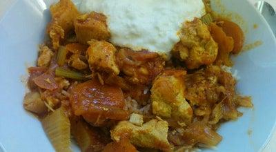 Photo of Middle Eastern Restaurant Sabzi Oriental Food at Luisenstr. 15, Berlin 10117, Germany