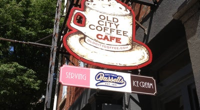 Photo of Coffee Shop Old City Coffee at 221 Church St, Philadelphia, PA 19106, United States