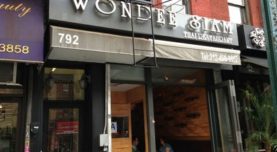 Photo of Thai Restaurant Wondee Siam at 792 Ninth Ave, New York, NY 10019, United States