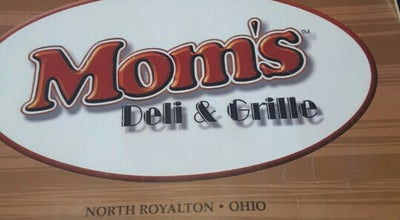 Photo of Diner Mom's Deli & Grille at 13900 York Rd, North Royalton, OH 44133, United States