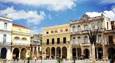 Photo of Plaza Plaza Vieja at Plaza Vieja, Ciudad de La Habana, Cuba