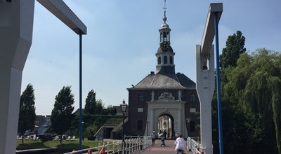 Photo of Historic Site Zijlpoort at Zijlpoort, Leiden 2312, Netherlands