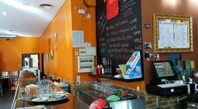 Photo of Burger Joint Slavia at Av. Puig I Cadafalch, 1-21, Mataró 08303, Spain