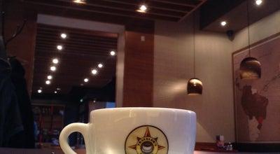 Photo of Coffee Shop Traveler's Coffee at Просп. Мира, 65, Красноярск, Russia