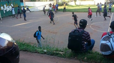 Photo of Basketball Court Basketball Court (By Swimming Pool) at Makerere University, Kampala, Uganda