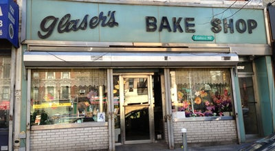 Photo of Bakery Glaser's Bake Shop at 1670 1st Ave, New York, NY 10128, United States