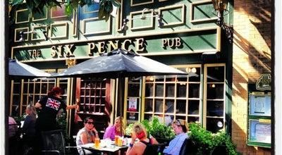 Photo of Pub Six Pence Pub at 245 Bull St, Savannah, GA 31401, United States