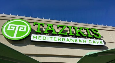 Photo of Mediterranean Restaurant Taziki's at 5306 Windward Pkwy, Milton, GA 30004, United States