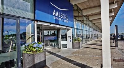 Photo of Airport Aalborg Airport (AAL) at Ny Lufthavnsvej 100, Nørresundby 9400, Denmark