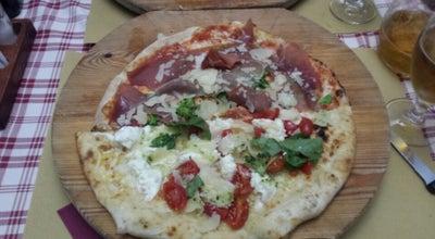 Photo of Pizza Place La Fornarina Ristorante Pizzeria at Via Flaminia 113, Rimini 47293, Italy