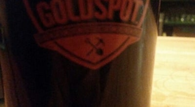 Photo of Brewery Goldspot Brewing Company at 4970 Lowell Blvd, Denver, CO 80221, United States